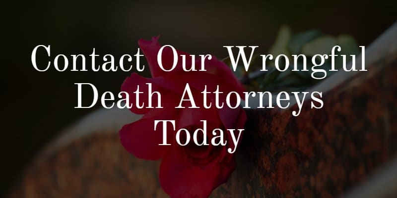 Contact our Tampa Wrongful Death Attorneys Today